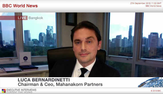 BBC World Business Report interview to MPG