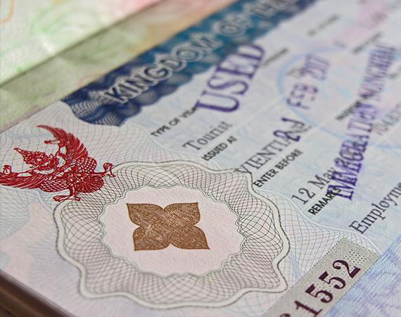 General information on Visas