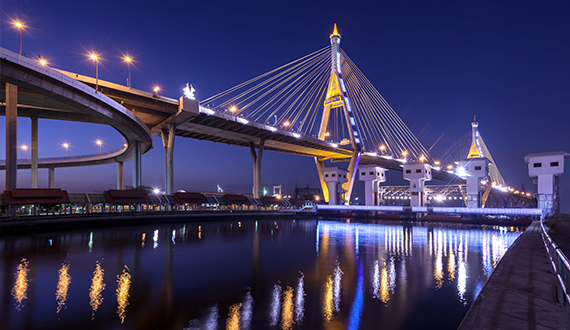 Smart Infrastructure for Regional Competitiveness