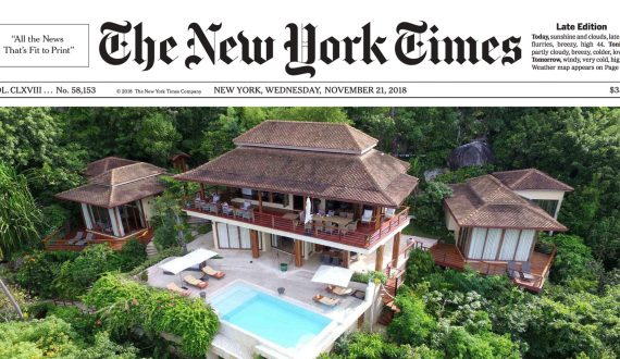 The New York Times Seeks Legal Advice from MPG on Thailand Property Market