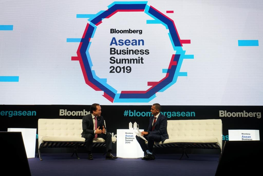 Bloomberg ASEAN Business Summit 2019