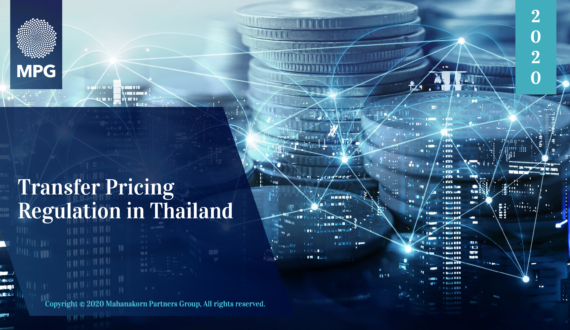 The Regulation of Transfer Pricing in Thailand