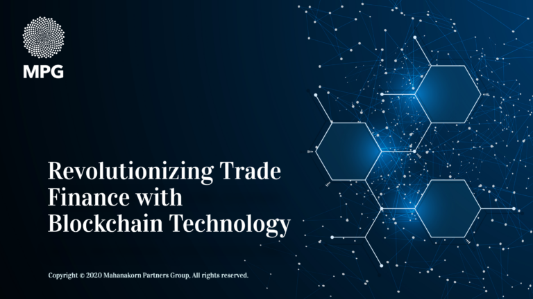 Revolutionizing Trade Finance with Blockchain Technology