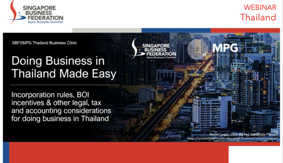SBF MPG Doing Business in Thailand Made Easy